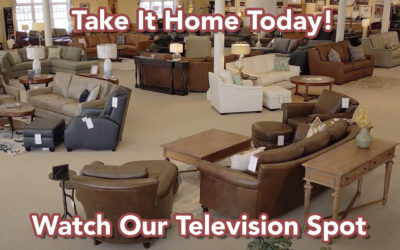 View Our Latest Television Spot about top grain leather furniture