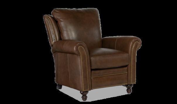 Bradington Young Richardson Recliner - Leather Furniture in Hampton Falls NH