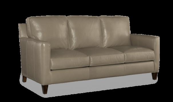 Bradington Young Yorba Sofa - Leather Furniture in Hampton Falls NH