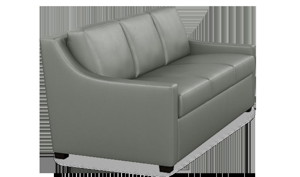 American Leather Perry Queen Plus Sleep Sofa - Leather Furniture in Hampton Falls NH