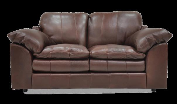 Omnia Leather Ventura Loveseat - Leather Furniture in Hampton Falls NH