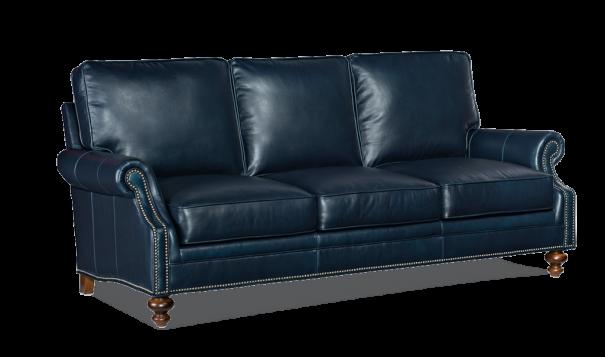 Bradington Young West Haven Sofa - Leather Furniture in Hampton Falls NH
