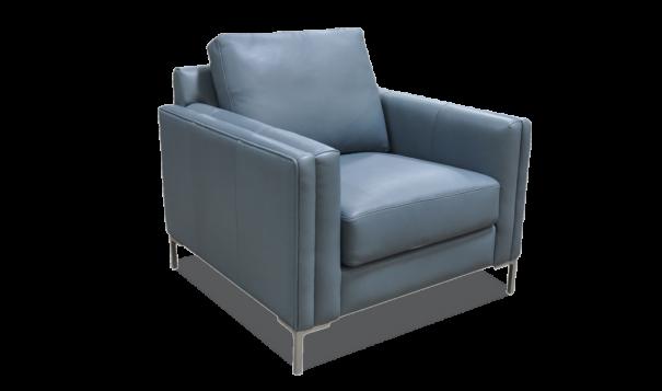 Omnia Kent Chair - Leather Furniture in Hampton Falls NH