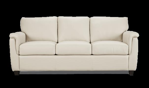 Omnia Stationary Solutions Large Sofa - Leather Furniture in Hampton Falls NH