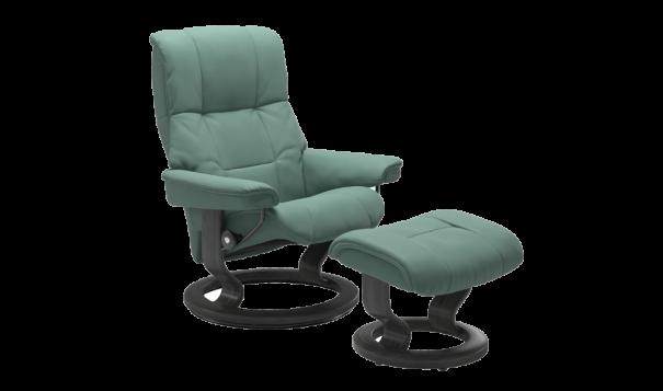 Ekornes Stressless Mayfair Recliner - Leather Furniture in Hampton Falls NH