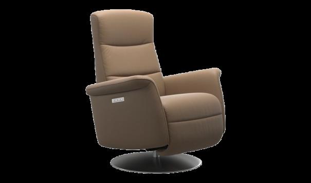 Ekornes Stressless Mike Power Recliner - Leather Furniture in Hampton Falls NH