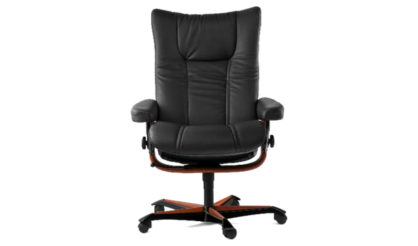 Ekornes Stressless Wing Office Chair - Leather Furniture in Hampton Falls NH